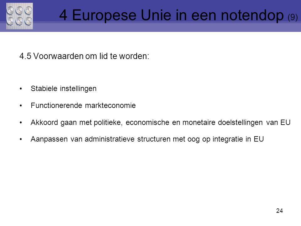 4 Europese Unie in een notendop (9)