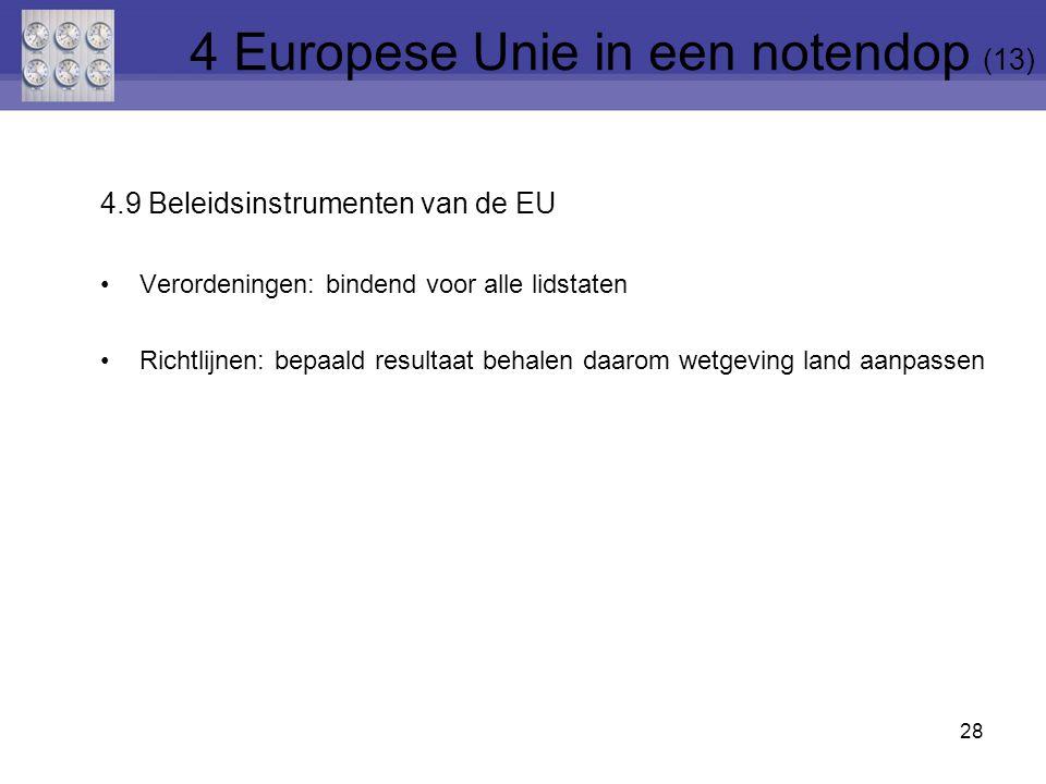 4 Europese Unie in een notendop (13)