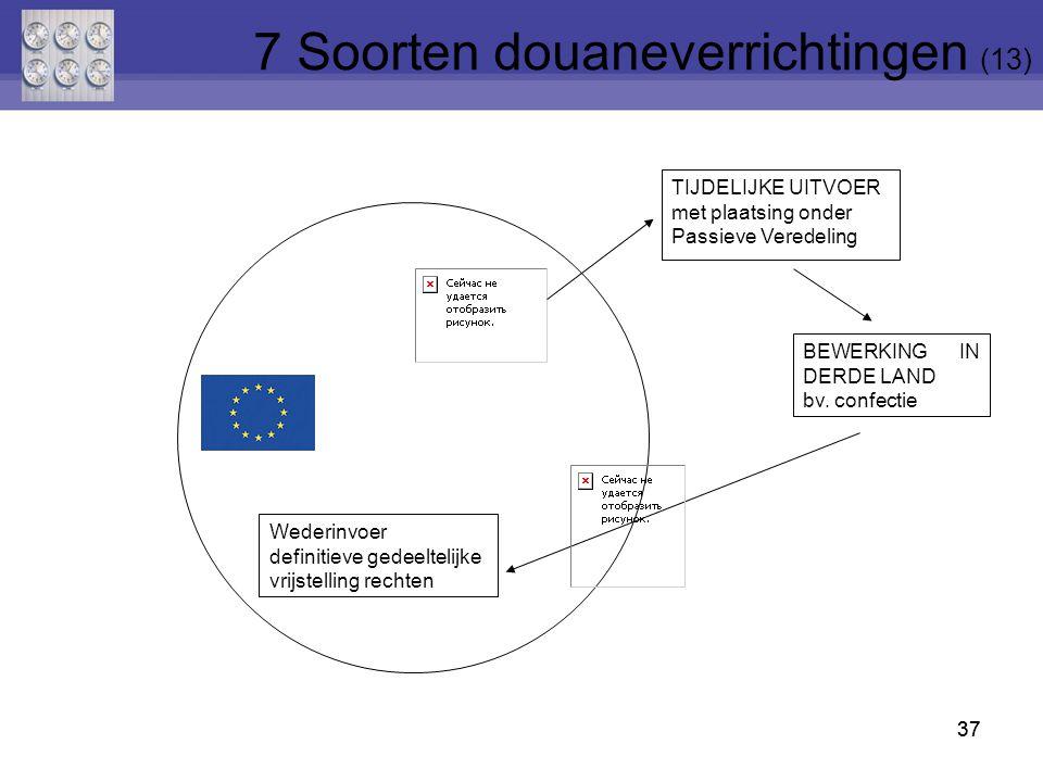 7 Soorten douaneverrichtingen (13)