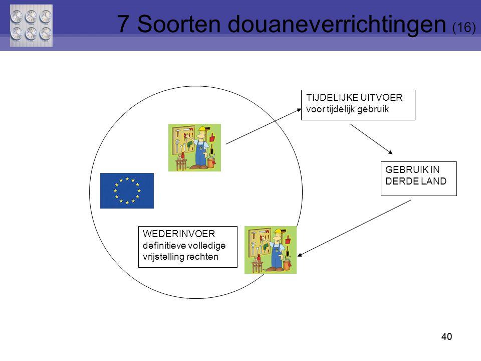 7 Soorten douaneverrichtingen (16)