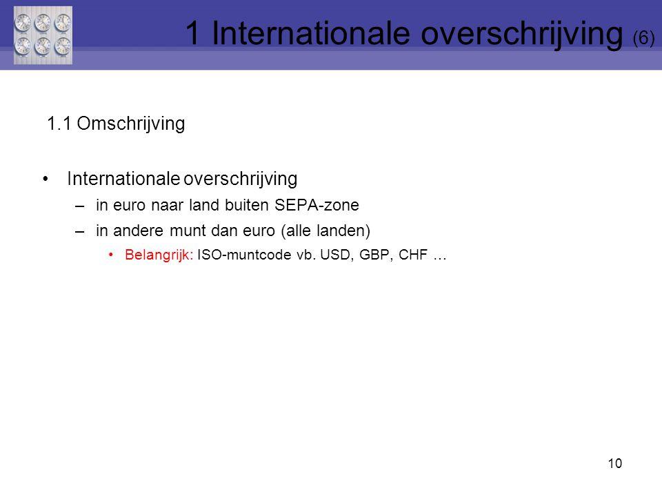 1 Internationale overschrijving (6)