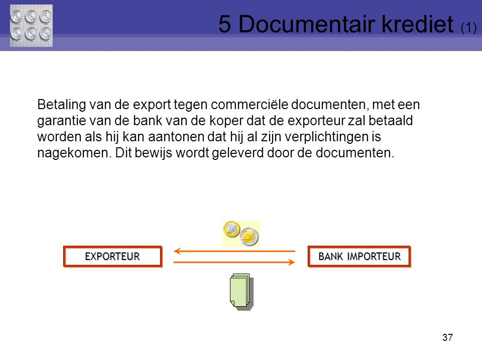 5 Documentair krediet (1)
