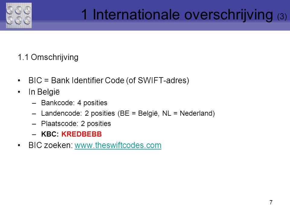 1 Internationale overschrijving (3)