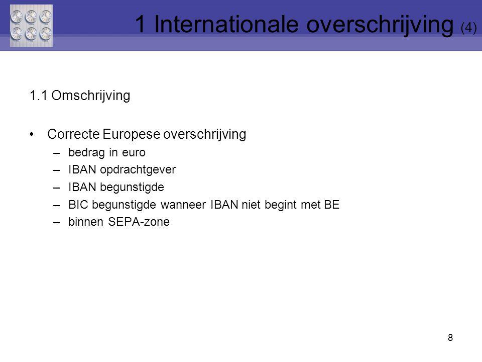 1 Internationale overschrijving (4)