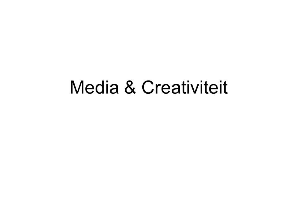 Media & Creativiteit