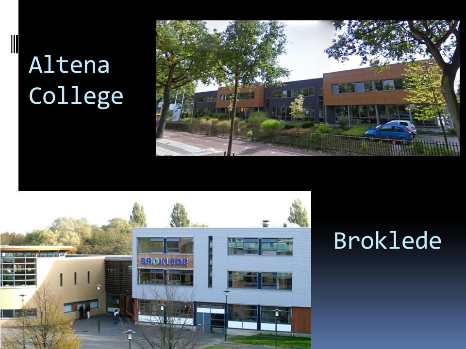 Altena College Broklede