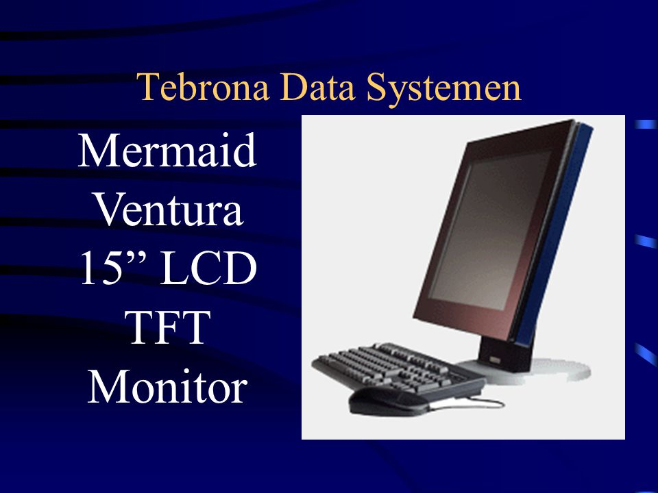 Mermaid Ventura 15 LCD TFT Monitor