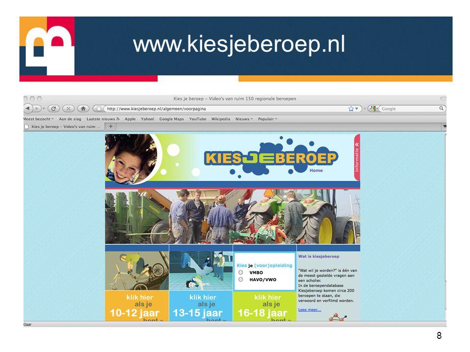 www.kiesjeberoep.nl