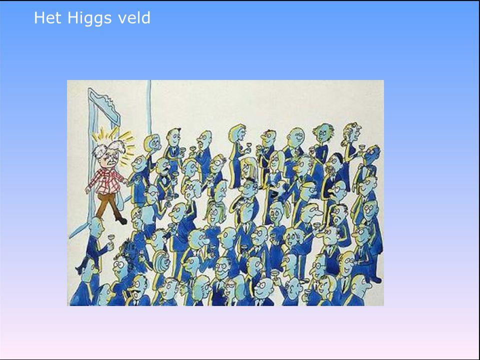 Het Higgs veld