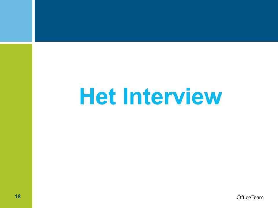 Het Interview Vraag hier waardoor eerste indruk bepaald wordt , geef even voorbeeld over belang van eerste indruk.