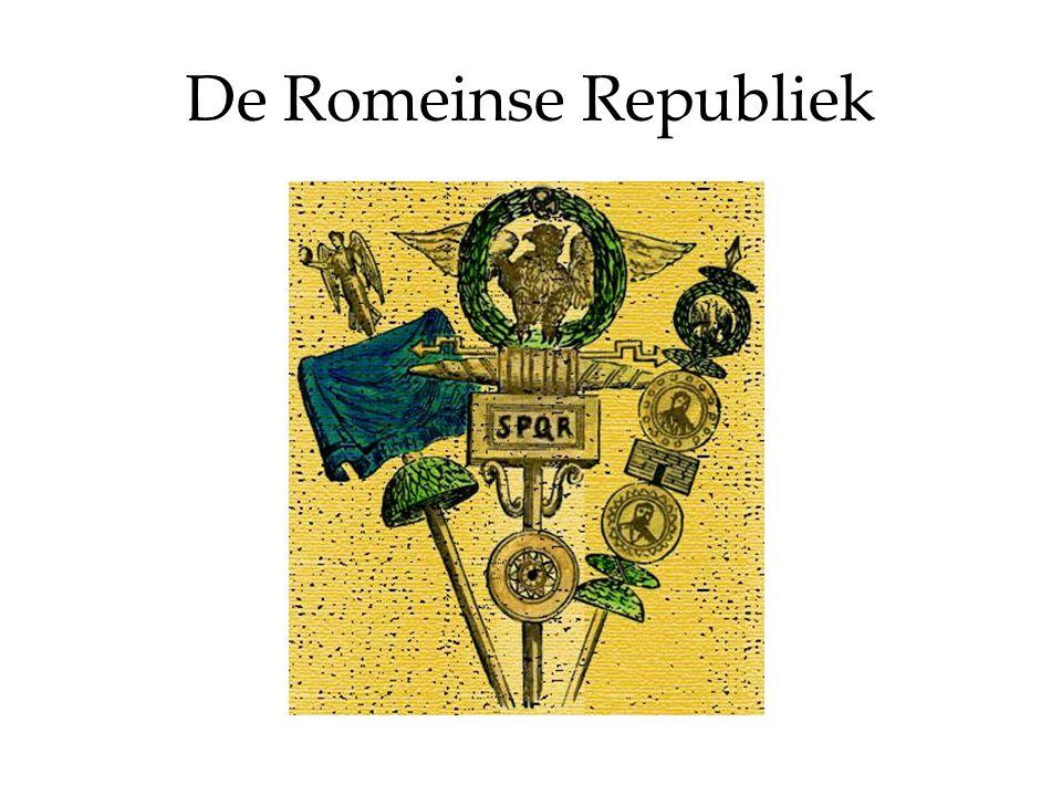 De Romeinse Republiek