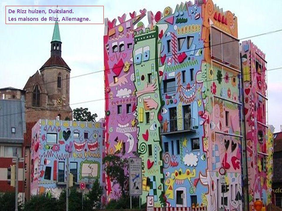 De Rizz huizen, Duitsland.