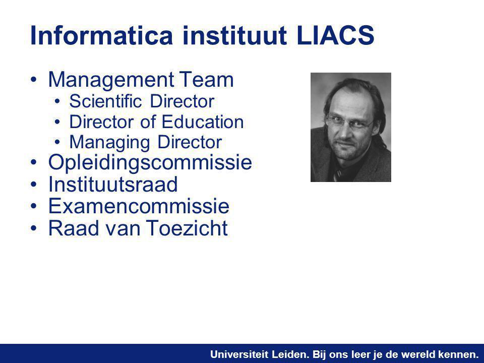 Informatica instituut LIACS