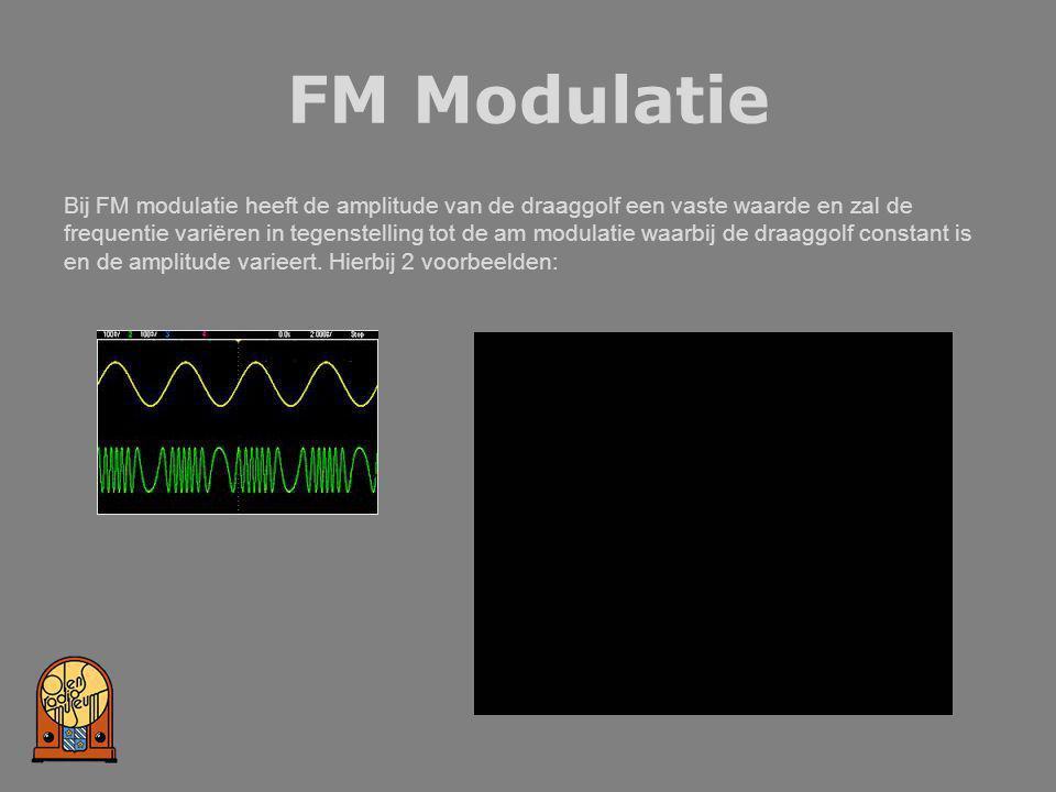 FM Modulatie