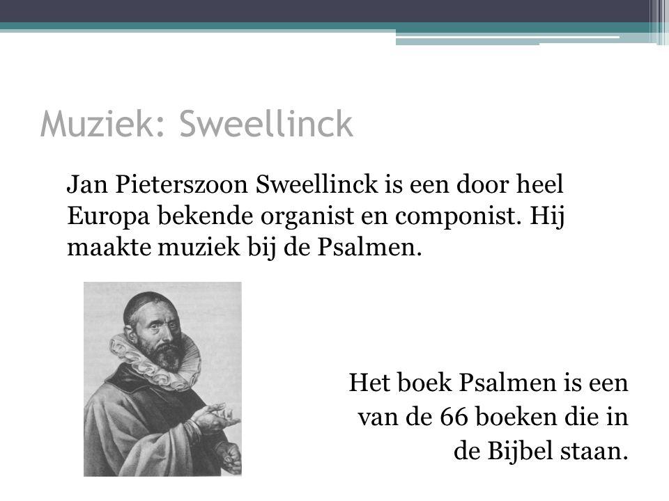 Muziek: Sweellinck