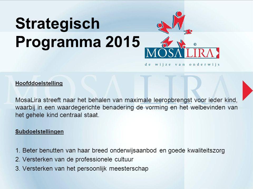 Strategisch Programma 2015