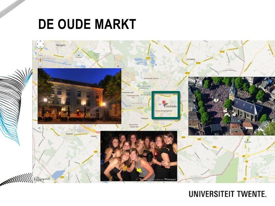 De oude markt