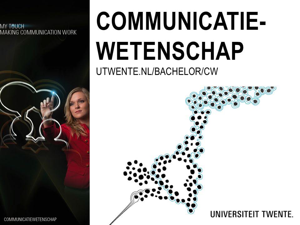Communicatie- wetenschap