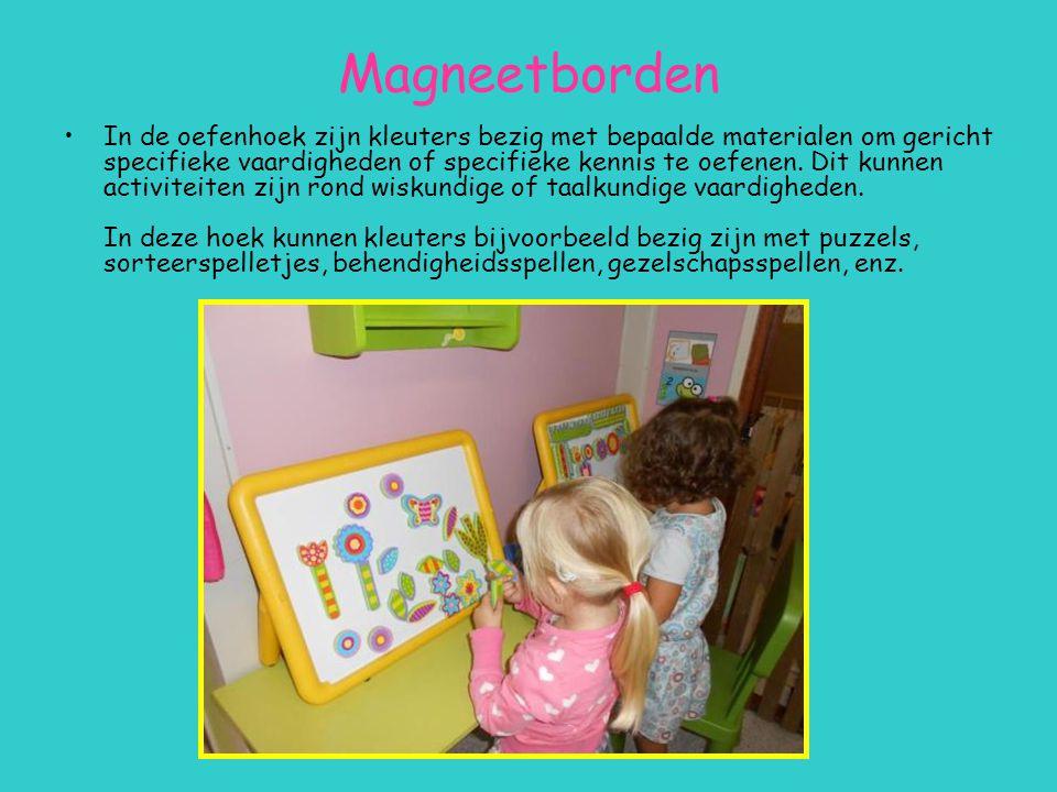 Magneetborden