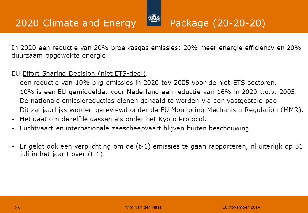 2020 Climate and Energy Package (20-20-20)