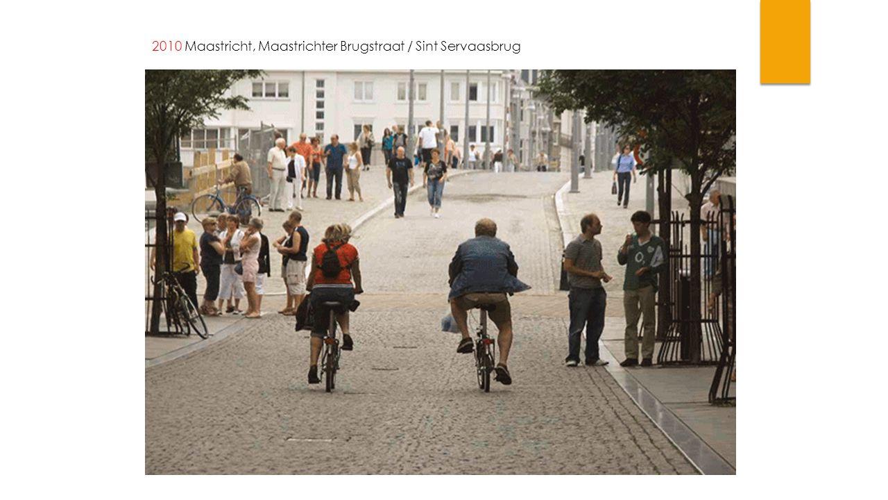 2010 Maastricht, Maastrichter Brugstraat / Sint Servaasbrug