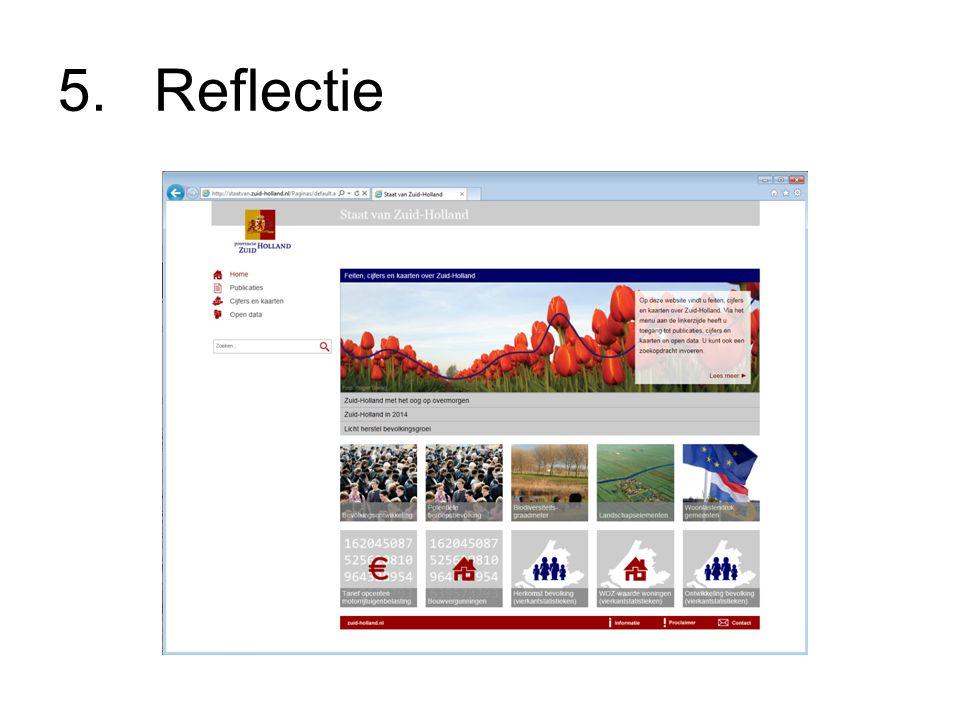 5. Reflectie