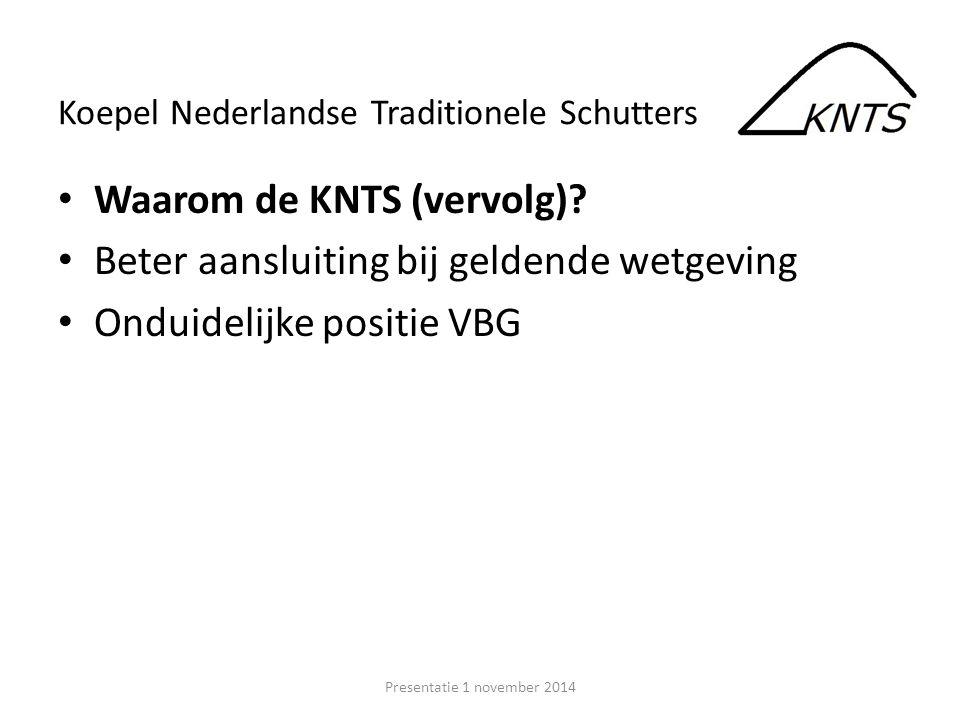 Koepel Nederlandse Traditionele Schutters