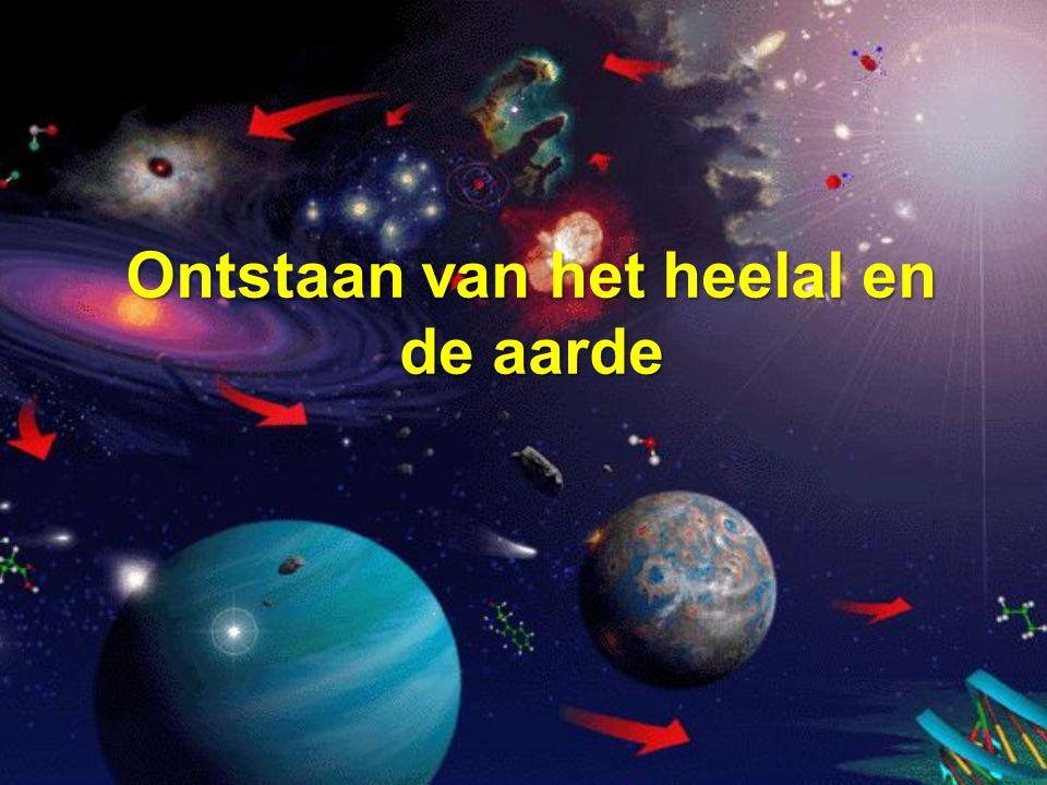 Ontstaan van het heelal en de aarde
