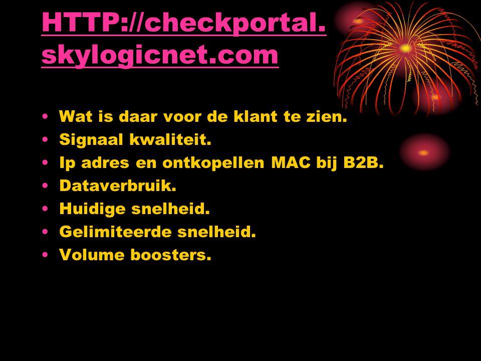 HTTP://checkportal. skylogicnet.com