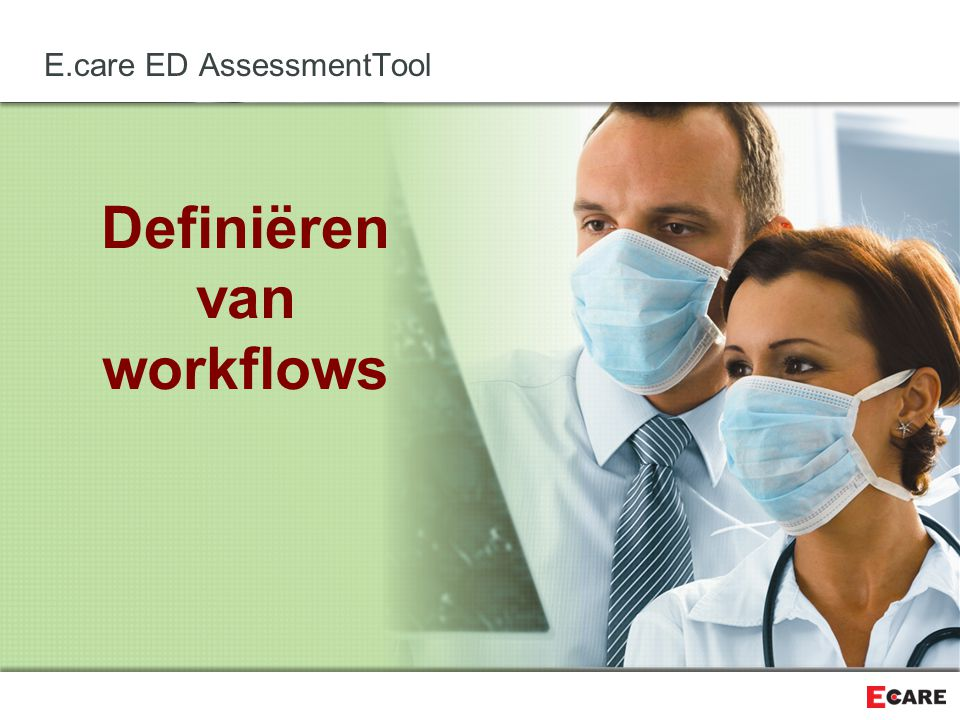 E.care ED AssessmentTool