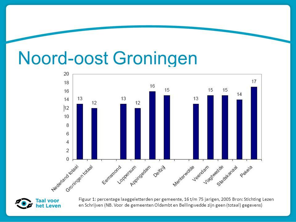 Noord-oost Groningen