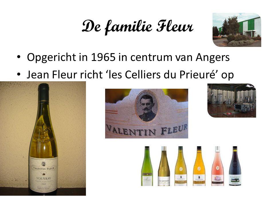 De familie Fleur Opgericht in 1965 in centrum van Angers
