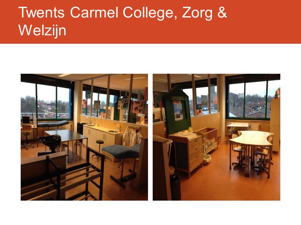 Twents Carmel College, Zorg & Welzijn