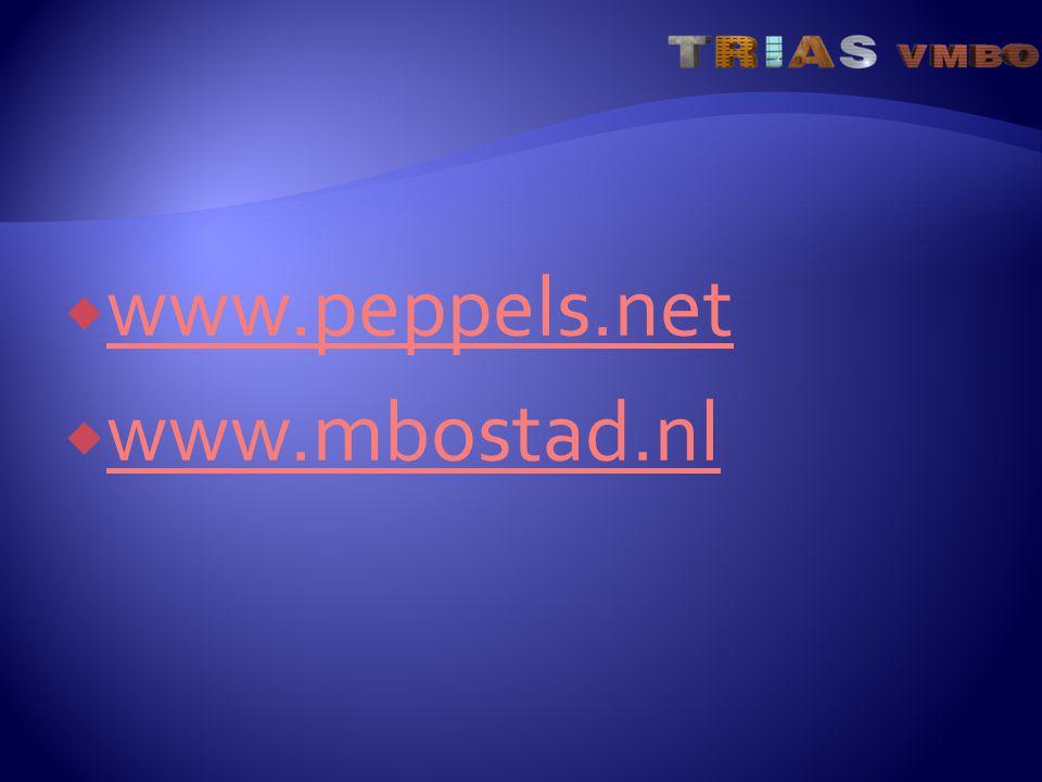 www.peppels.net www.mbostad.nl