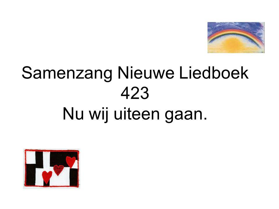 Samenzang Nieuwe Liedboek 423