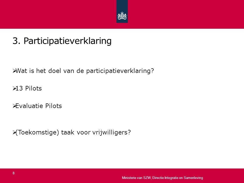 3. Participatieverklaring
