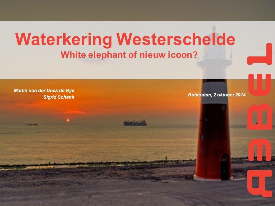 Waterkering Westerschelde