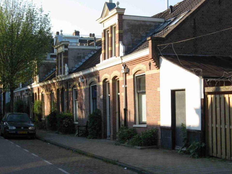 19e eeuwse wijk: De Pijp, A'Dam