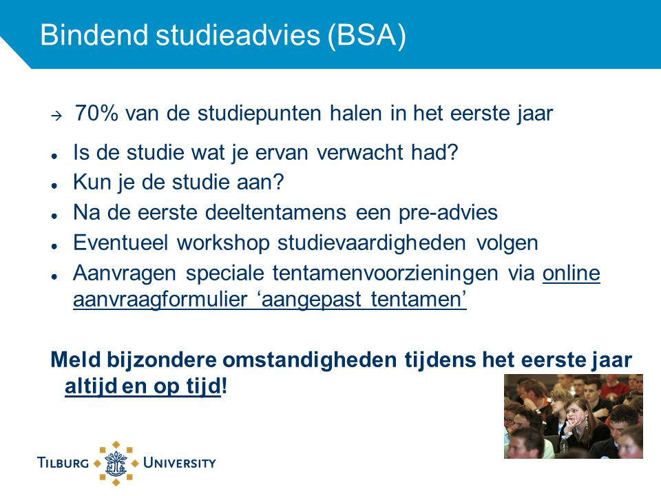Informatie: Online Database Ask TiSEM