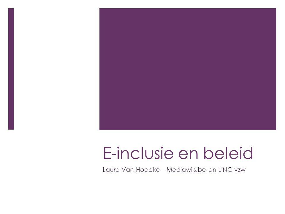 Laure Van Hoecke – Mediawijs.be en LINC vzw