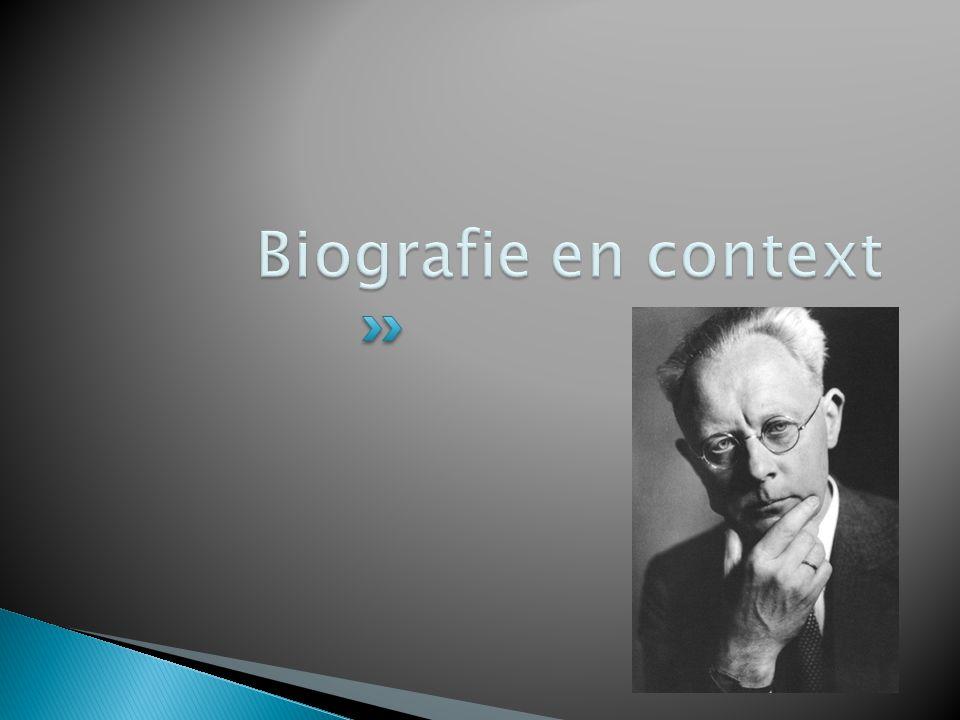 Biografie en context