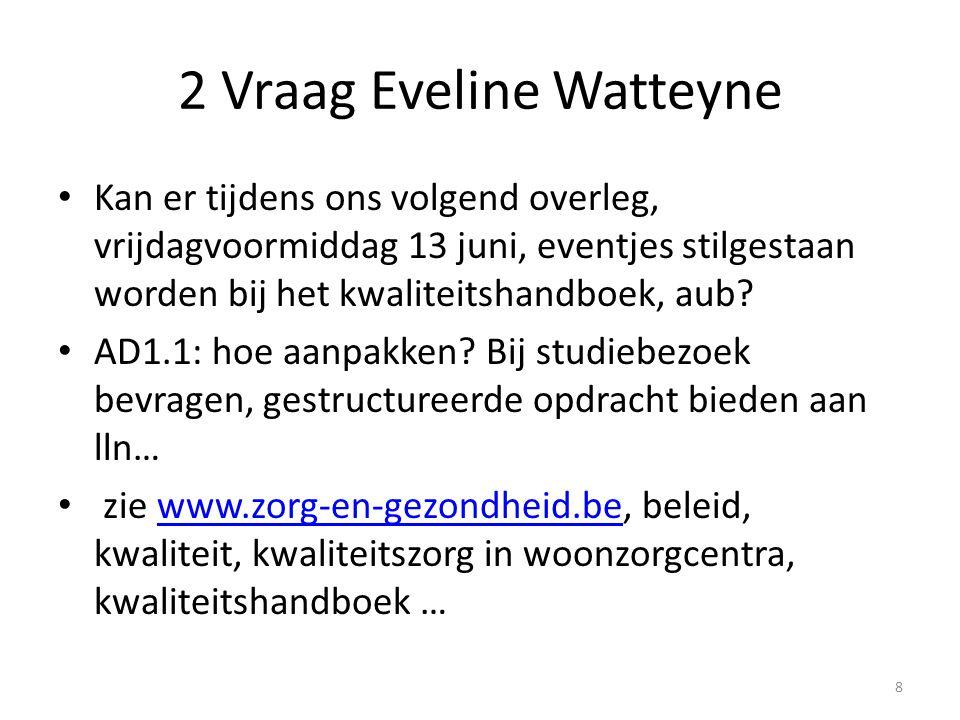 2 Vraag Eveline Watteyne