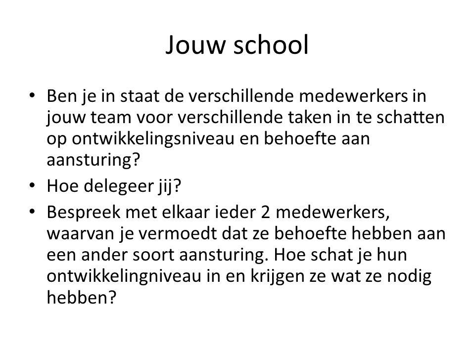 Jouw school