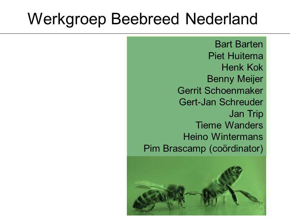 Werkgroep Beebreed Nederland