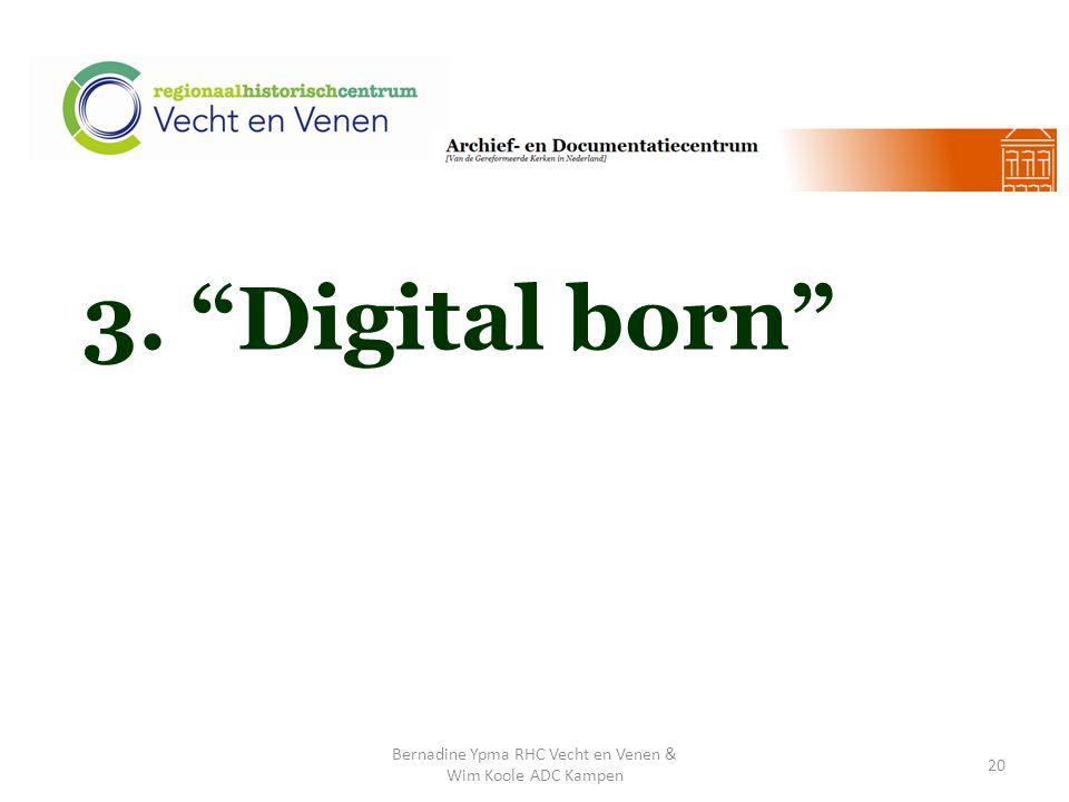 Bernadine Ypma RHC Vecht en Venen & Wim Koole ADC Kampen