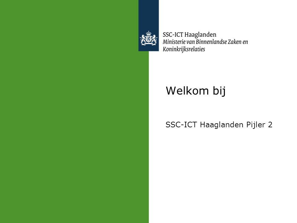 SSC-ICT Haaglanden Pijler 2
