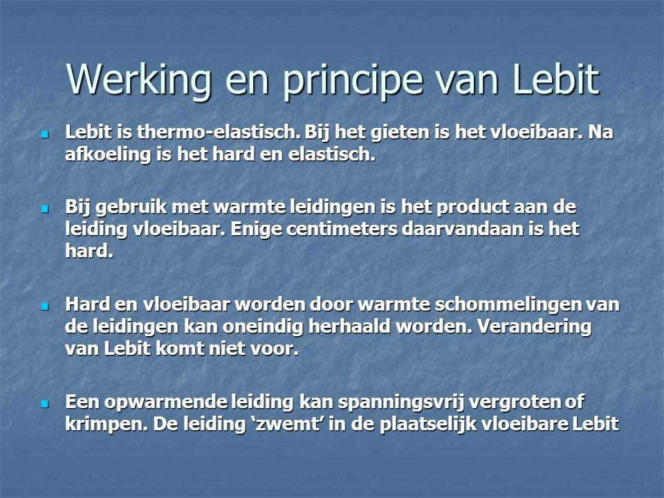 Werking en principe van Lebit