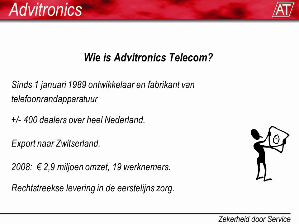 Wie is Advitronics Telecom