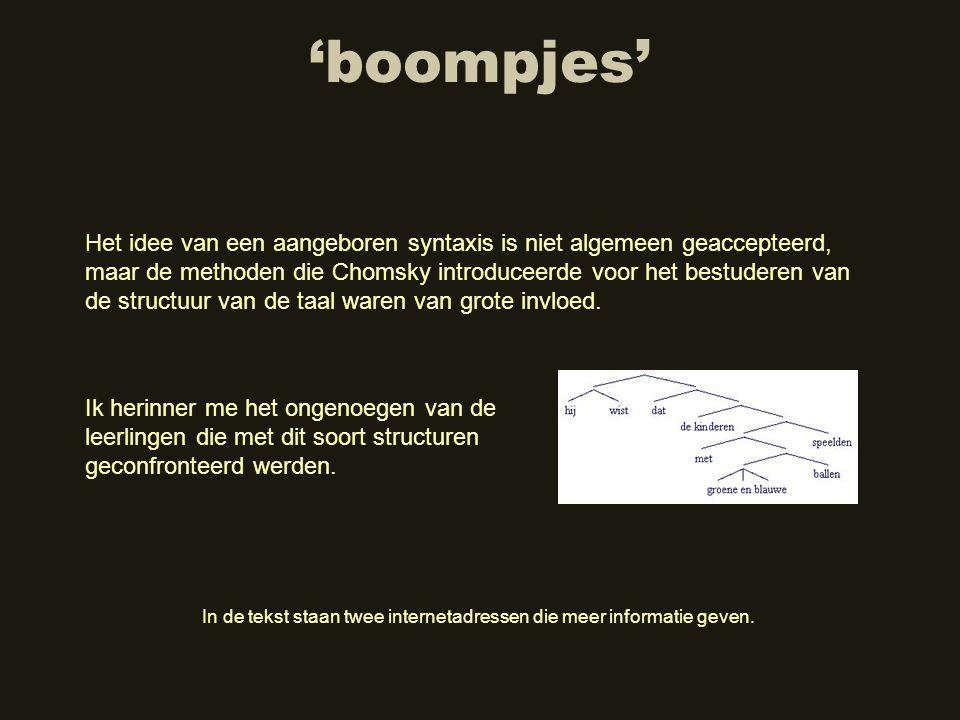 'boompjes'