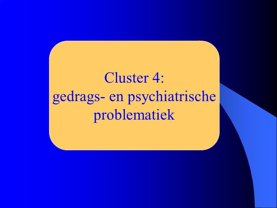 gedrags- en psychiatrische